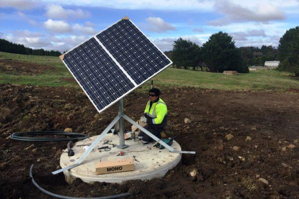 Solar installtion1
